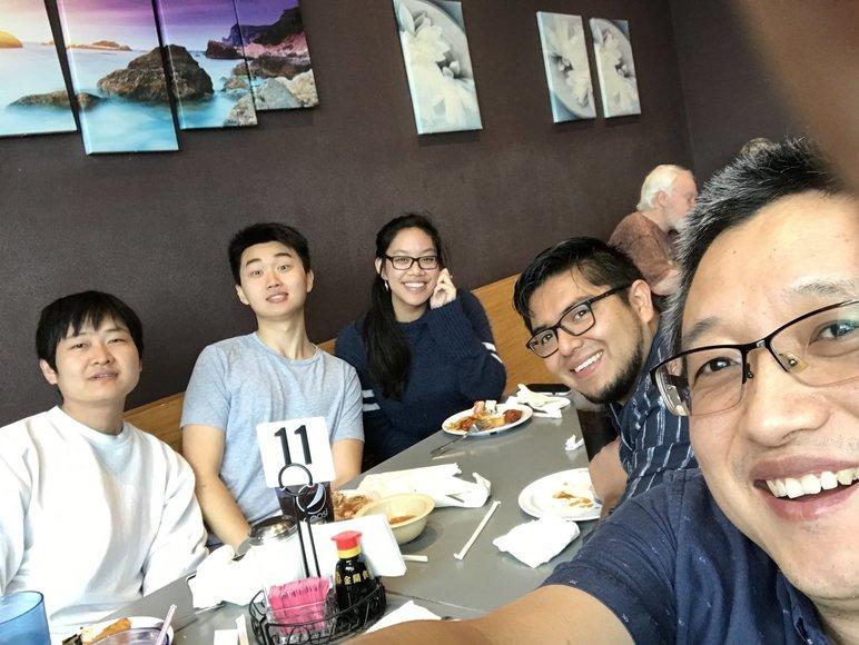 Lunar New Year Lunch 2019